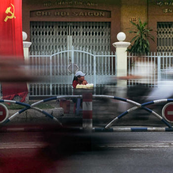 Vietnam Street Seller